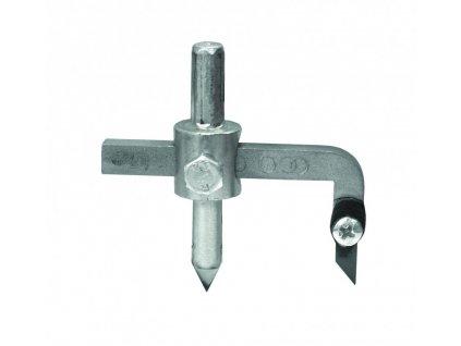 Nastavitelný vyřezávač otvorů do obkladu (30-110 mm) s vyměnitelným ostřím DEDRA DED052