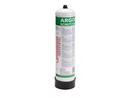 Rothenberger - ARGON plynová ocelová láhev na jedno použití