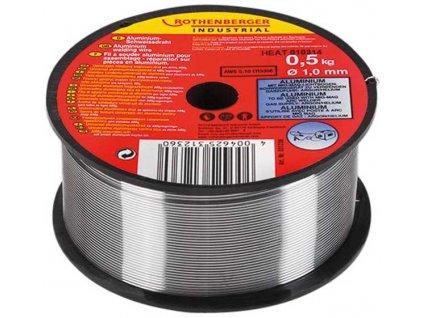 Hliníkový svářecí drát 1,0mm/0,5kg ROTHENBERGER 31236