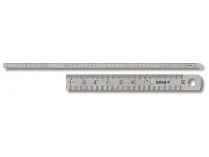 SOLA - LSS 150 - Ocelové pravítko 150mm