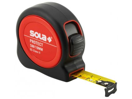 Protect PE 525 5 m svinovací metr SOLA 50550601