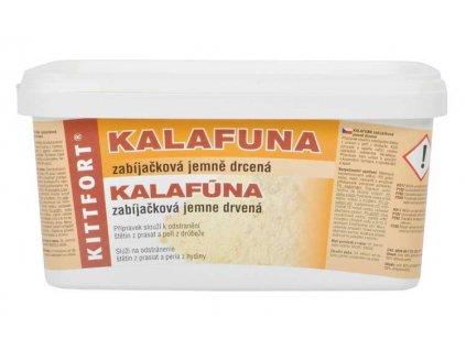 Kalafuna 1000 g jemně drcená - vanička KITTFORT KAF1000
