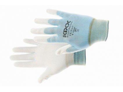 BALANCE BLUE rukavice nylonové nebeská modř, velikost 7 CERVA GROUP a. s. BALANCEB07