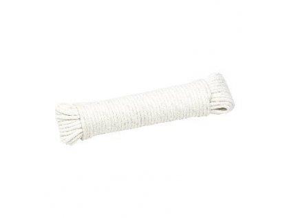 KINZO - polyesterová šňůra, přírodní vzhled 3mm x 15,2m