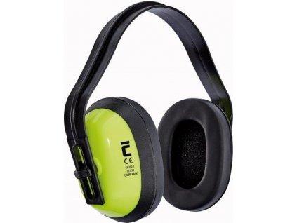 CIRON BASIC sluchátka Hi-Viz HV - žlutá