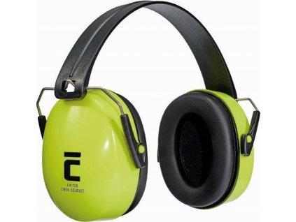 CIRON ADVANCE sluchátka Hi- HV - žlutá