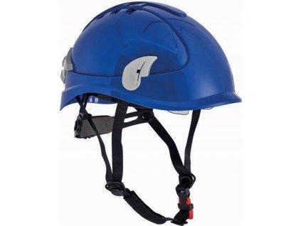 ALPINWORKER přilba WR ventilovaná - modrá
