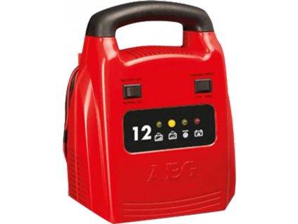 AEG - Nabíječka baterií automatická 12A, 12V, 2-120Ah AEG SA-97005