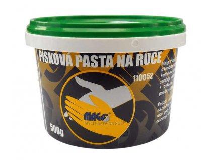Písková čistící pasta na ruce 500g