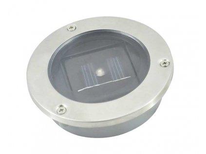 Zahradní solární chodníkové LED světlo 12x3cm MAGG 120004