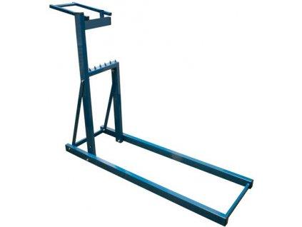 Stojan na řezání dřeva, nosnost 150kg, 119x38x101cm MAGG 120016