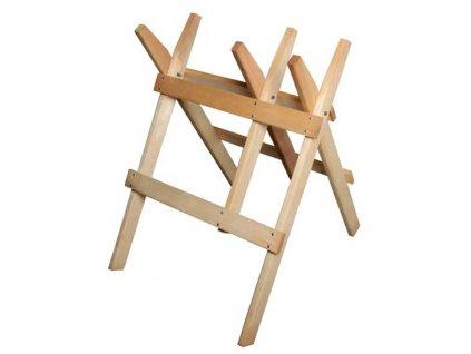 Koza dřevěná na řezání dřeva 77x85x88cm, smrk MAGG 120017