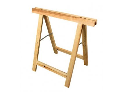 Koza dřevěná malířská 75x75cm  + nosnost otestována 100 kg chlapem