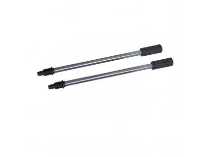 Aluminiová prodlužka rukojeti (2 ks) pro DED7411 DEDRA DED74112