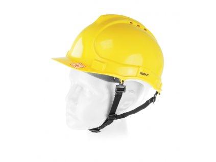 Ochranná helma červená DEDRA BH1085