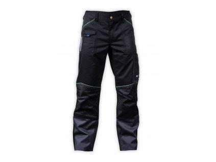 Kalhoty ochranné velikost XL/56, Premium Line, gramáž 240g/m2 DEDRA BH5SP-XL