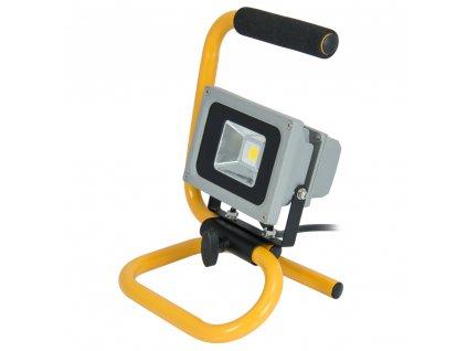 Lampa do dílny 10 W COB LED, 230 V~50Hz, stojan, IP65