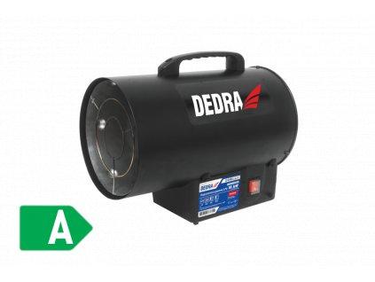 Ohřívač plynový 15kW DEDRA DED9941A