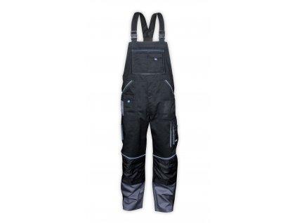 Kalhoty ochranné montérky vel. XL/56,Premium Line, gramáž 240g/m2 DEDRA BH5SO-XL