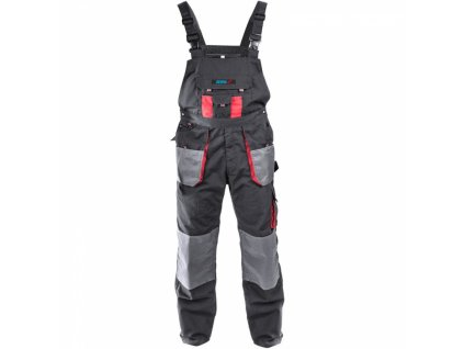 Kalhoty ochranné montérky velikost XXL/58, gramáž 265g/m2 DEDRA BH2SO-XXL