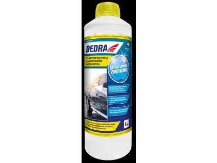 Šampon na mytí osobních vozidel 1L DEDRA DED8823A1