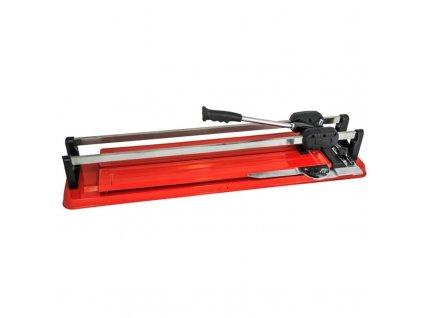 Řezačka na dlažbu 500mm, vodící lišta, vodítka, plochá ocel DEDRA 1161-050