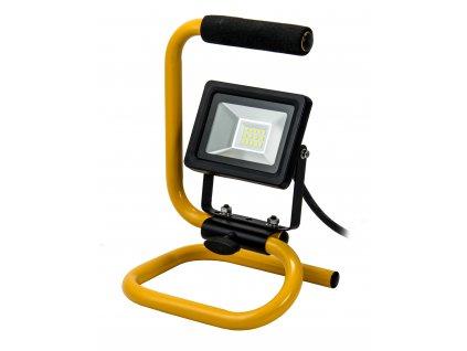 Lampa do dílny 10W SMD LED, ALU panel, IP65 DEDRA L1060-1