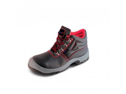 Bezpečnostní boty T1A, kožené, velikost: 43, kat. S1P SRC DEDRA BH9T1A-43