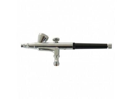 Dvojčinná airbrush stříkací pistole 2 ml DEDRA DED7477