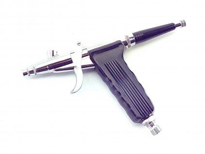 Dvojčinná airbrush stříkací pistole