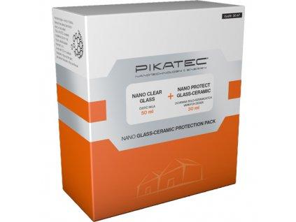PIKATEC - Sada na sklo-keramické varné desky