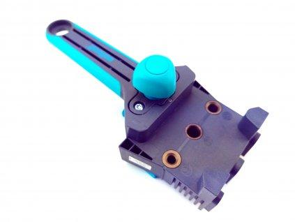 Kolíkovačka D6-8-10 WOLFCRAFT 4640000  + univerzální rychlá kolíkovačka pro rohové, ploché a T spoje