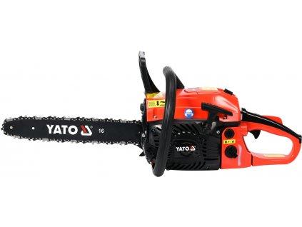 Řetězová pila motorová 2,45 hp Yato YT-84901