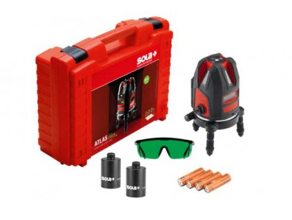 ATLAS GREEN - Liniový laser SOLA 71015701