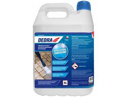 Mycí přípravek na betonové dlaždice 5L DEDRA DED8823A55