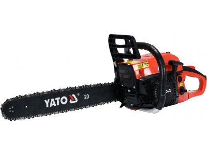 Řetězová pila motorová 3,4 HP Yato YT-84910