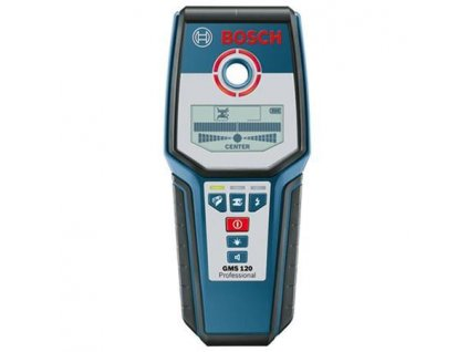 BOSCH - multidetektor GMS120 0601081000