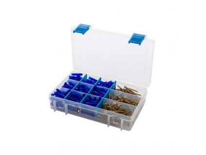 Super Box se spojovacím materiálem pro průměr vrtaného otvoru 5mm MAGG 23012