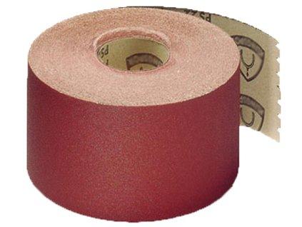 Brusný pás papírový, šíře 110mm / P80, role 50m