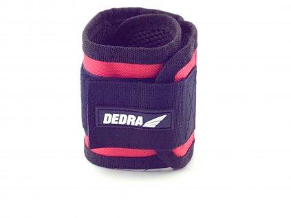 Magnetický náramek na zápěstí, zapínání na suchý zip DEDRA N0030
