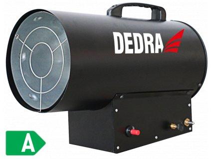 Ohřívač plynový 12-30kW DEDRA DED9946