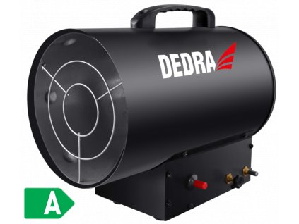 Ohřívač plynový 7-15kW DEDRA DED9942