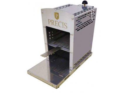 Plynový spotřebič na přípravu pokrmů - gril PRECIS OBBGRL