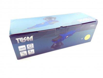 Elektrická orbitální leštička 125mm 720 W TUSON 130050
