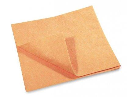 Hadr na podlahu oranžový 60x70 cm, 170 g, NEBALENÝ se stickerem