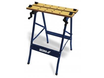 Dílenský stůl, zatížení max.100 kg DEDRA N111