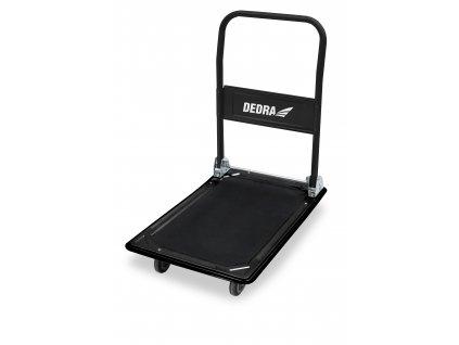Přepravní vozík-plošina, max. nosnost 150 kg DEDRA N105