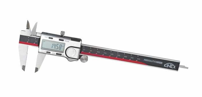 Posuvné měřítko digitální 150mm KINEX ABSOLUTE ZERO
