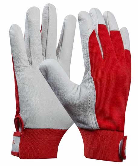Pracovní rukavice kozinková useň UNI FIT COMFORT velikost 9 1d06a5bb43