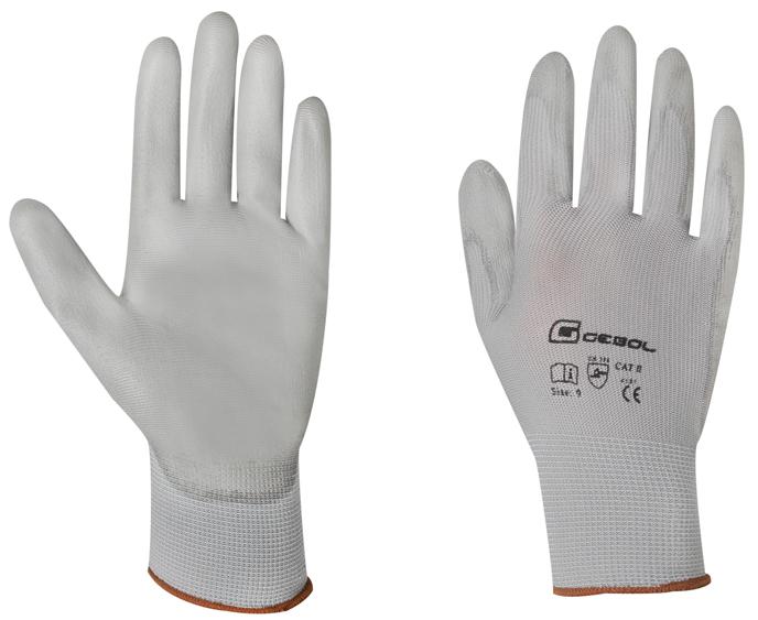 Pracovní rukavice MICRO-FLEX velikost 8 0fdc5cd1e4